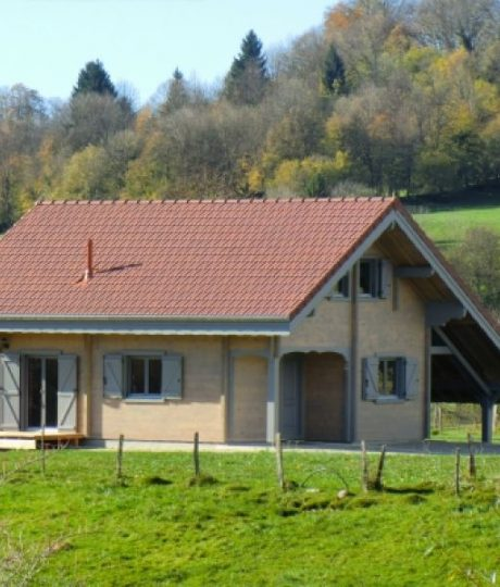 Chalet Le Sapin