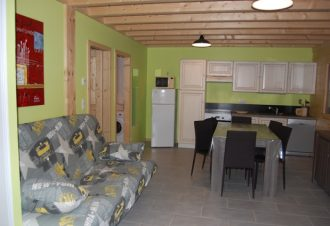 APPARTEMENT  – CHALET LAMOURA