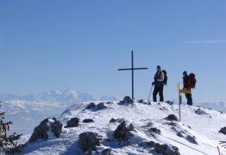 La grande traversée du Jura en raquette en liberté
