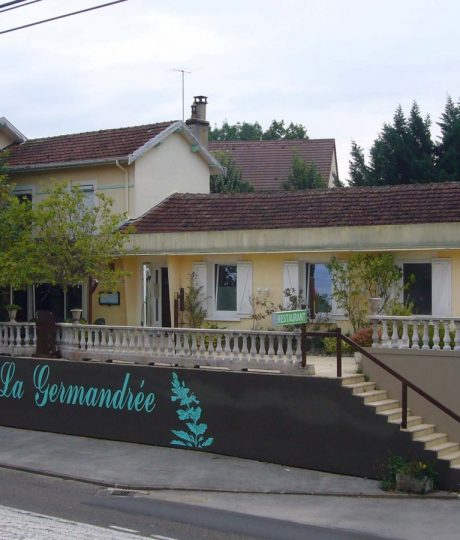 Restaurant la Germandrée
