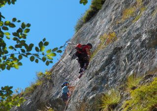 Via Ferrata de Morez