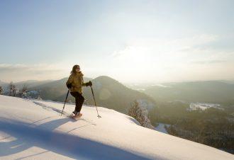 Balades hivernales entre lacs et cascades dans le Jura