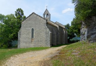 La chapelle de Saint Romain