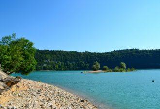 Promenade autour des lacs