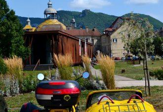 Rando moto en petit groupe dans le Jura