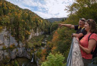 L'Échappée Jurassienne : randonnées de surprises en plaisirs dans le Haut Jura