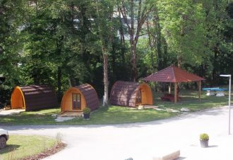 Camping Flower Le Martinet