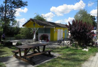 Camping municipal d'Orchamps