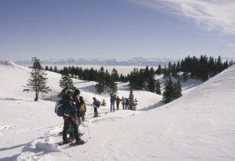 Week-end trappeur dans le Jura