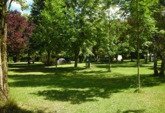Camping Le Val d'Amour
